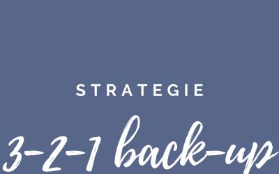 Dag 22. De 3-2-1 back-up Strategie.